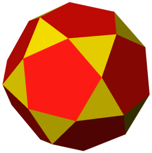 Quasiregular polyhedron - Image: Uniform polyhedron 53 t 1
