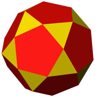 Quasiregular polyhedron - Image: Uniform polyhedron 53 t 1