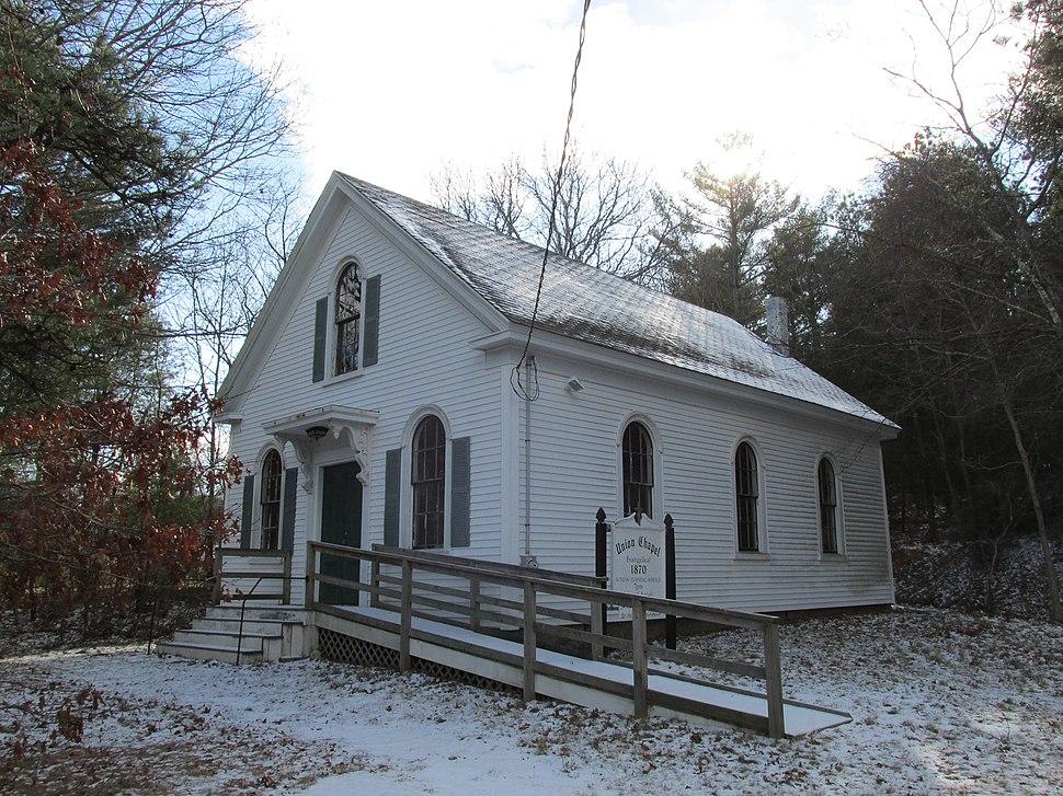 Union Chapel, South Pond MA
