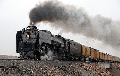 Union Pacific 844, Painted Rocks, NV, 2009 (crop).jpg