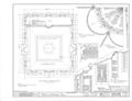 University of Georgia, Demosthenian Hall, Athens, Clarke County, GA HABS GA,30-ATH,4A- (sheet 2 of 5).png