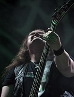 Unleashed, Johnny Hedlund at Party.San Metal Open Air 2013 10.jpg