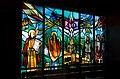 Unterpetersdorf-Pfarrkirche Fensterbild Straßenseite.jpg