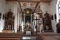 Untertilliach, Kath. Filialkirche hll. Ingenuin und Albuin (ehem. Pfarrkirche), Innenraum.JPG