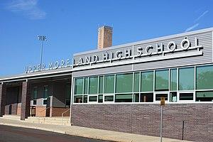 Upper Moreland High School - Image: Upper Moreland High School Montco PA