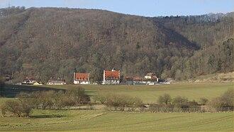 Schelklingen - View of the Urspring School