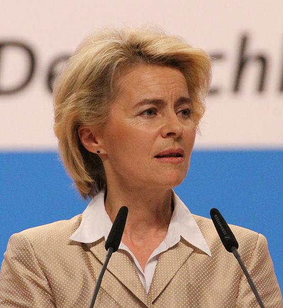 File:Ursula von der Leyen CDU Parteitag 2014 by Olaf Kosinsky-10.jpg