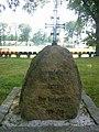 Ustronie Morskie, Turner-Denkmal ul. Wojska Polskiego, Nordansicht, 01.jpg