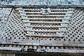 Uxmal Nunnery Quadrangle Stacked Serpents (10513755355).jpg