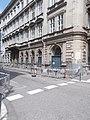 Vámház Boulevard 8, Veres Pálné Straße, 2021 Belváros-Lipótváros.jpg