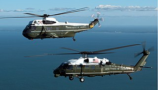 VXX Procurement program to replace aging Marine One helicopters
