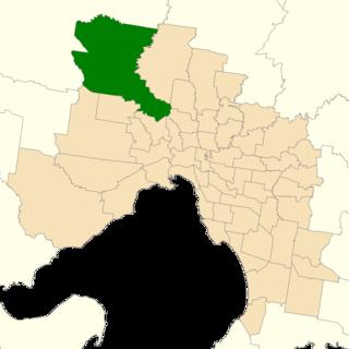 Electoral district of Sunbury