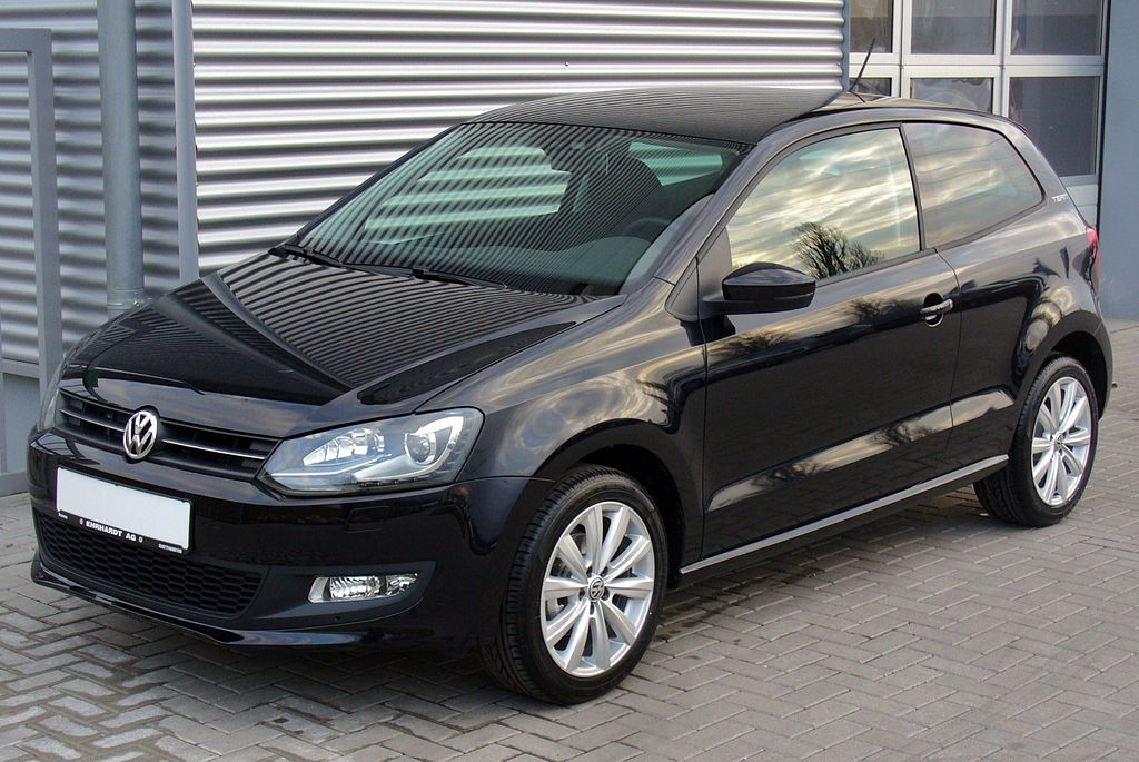 file vw polo v 1 2 tsi team deepblack jpg wikimedia commons. Black Bedroom Furniture Sets. Home Design Ideas