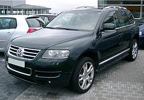 Volkswagen Touareg  Wikipedia