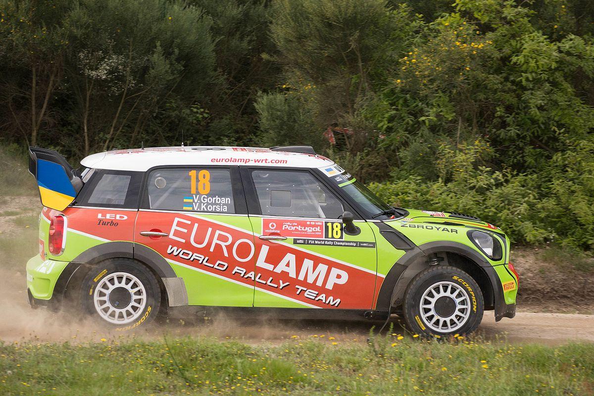 Mini John Cooper Works WRC - Wikipedia