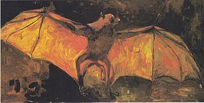 Van Gogh - Die Fledermaus