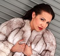 Vanessa in a lovely silver fox fur.jpg