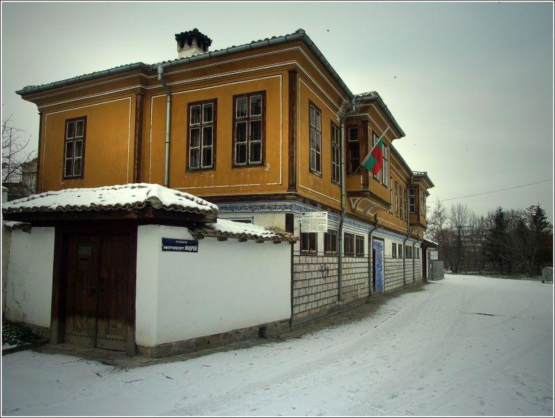 Захариевата къща