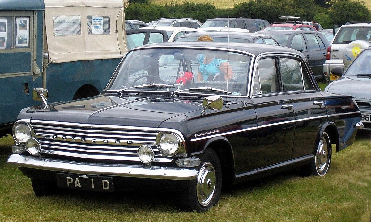 Vauxhall Cresta - Wiki...