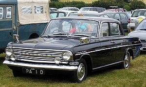 Vauxhall Cresta - Image: Vauxhall Cresta PB reg 1966