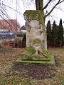 Velká Jesenice - World War monument 02.JPG