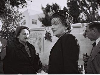 Vera Weizmann - Vera Weizmann, 1946
