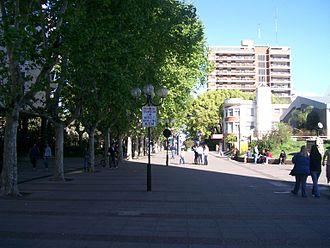 San Martín, Buenos Aires - Image: Viacivitanovamarche