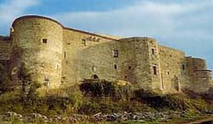 Vibo Valentia - The castle.