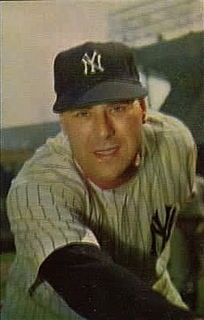 Vic Raschi Major League Baseball pitcher