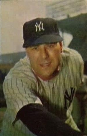Vic Raschi - Raschi in 1953