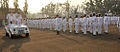Vice Admiral Satish Soni reviewing the Armed Platoon during the 2015 Republic Day Parade at ENC.JPG