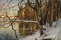 Victor Westerholm - Winter Sun - A II 885 - Finnish National Gallery.jpg