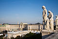 Vienna - Rooftop view of the Hofburg Palace - 6306.jpg