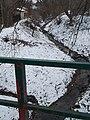 View from Paprikás Stream footbridge, 2019 Pesthidegkút-Ófalu.jpg