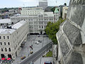 View looking east from the Cathedral Tower, Christchurch (2).jpg