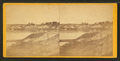 View of Muscatine, looking west, by J. G. Evans.png