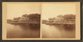 View of a building on the shore, Rocky Point, R.I, from Robert N. Dennis collection of stereoscopic views.png