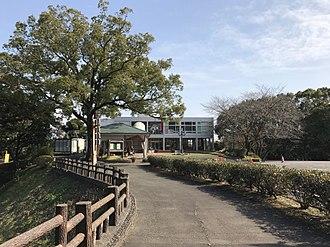 Heiwadai Park - View of rest house of Heiwadai Park.jpg