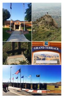 Grand Terrace, California City in California, United States