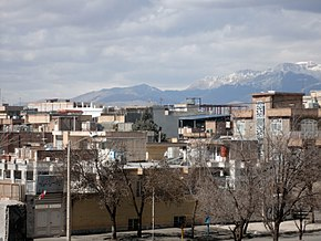 Views of Houses - Farahbakhs st - Nishapur 01.JPG