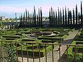 Villa Corsini, giardino geometrico 01.JPG