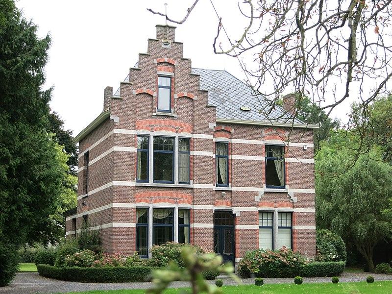 Villa uit 1908: Overbeekstraat 20 Geetbets