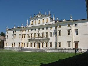 Ludovico Manin - Villa Manin, in Passariano, where the Treaty of Campoformio was signed.