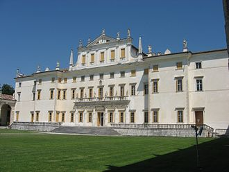 Ludovico Manin - Villa Manin, in Passariano, where the Treaty of Campoformio was signed.