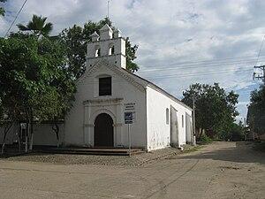 Villavieja, Huila - Church in Villa Vieja