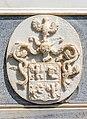 Villach Sankt Martin Friedhof Grabstätte Familie von Millesi Wappenrelief 20082019 6993.jpg
