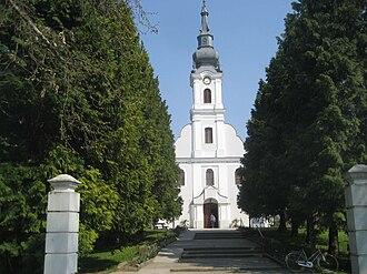 Nijemci - St Katarina Church, Nijemci