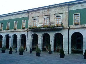 Areatza - Town hall of Areatza