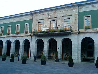 Areatza - Town hall of Areatza