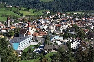 Sterzing - Image: Vipiteno View